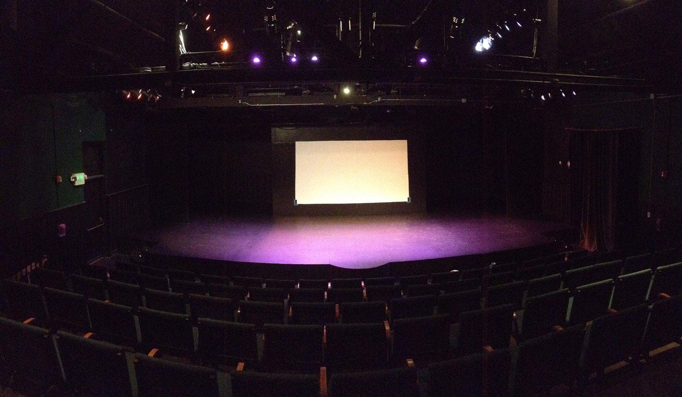 GCT-Empty-stage